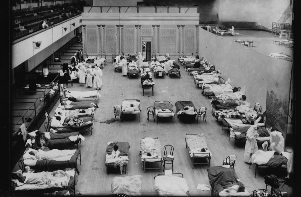 1918 Influenza Pandemic