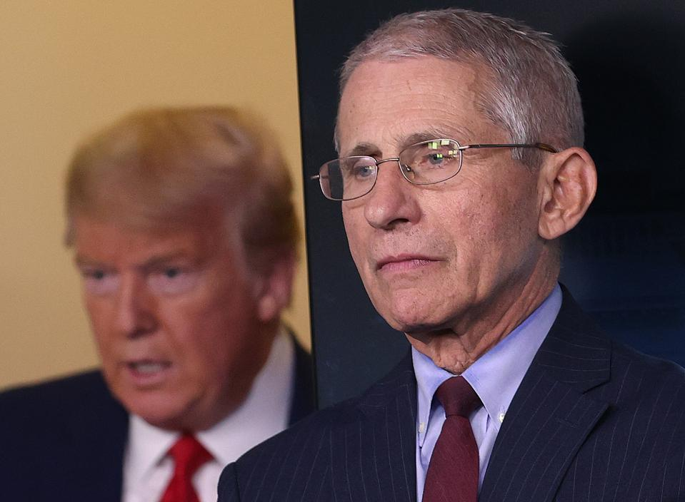 Coronavirus Expert Dr Anthony Fauci's Personal Security Has Stepped Up After Threats To His Safety