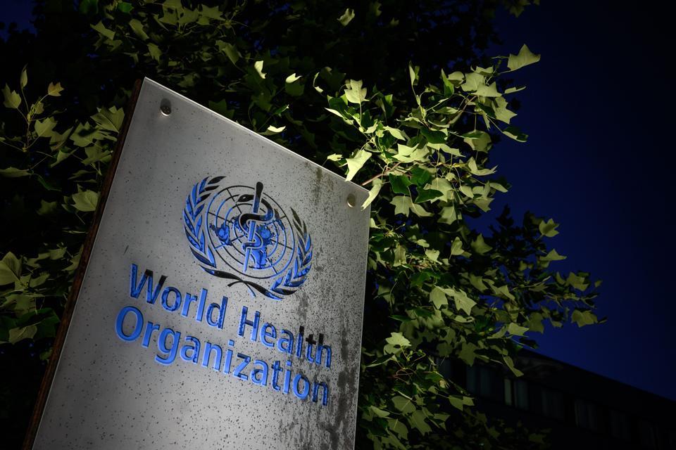 SWITZERLAND-US-POLITICS-WHO-HEALTH-VIRUS-TRUMP