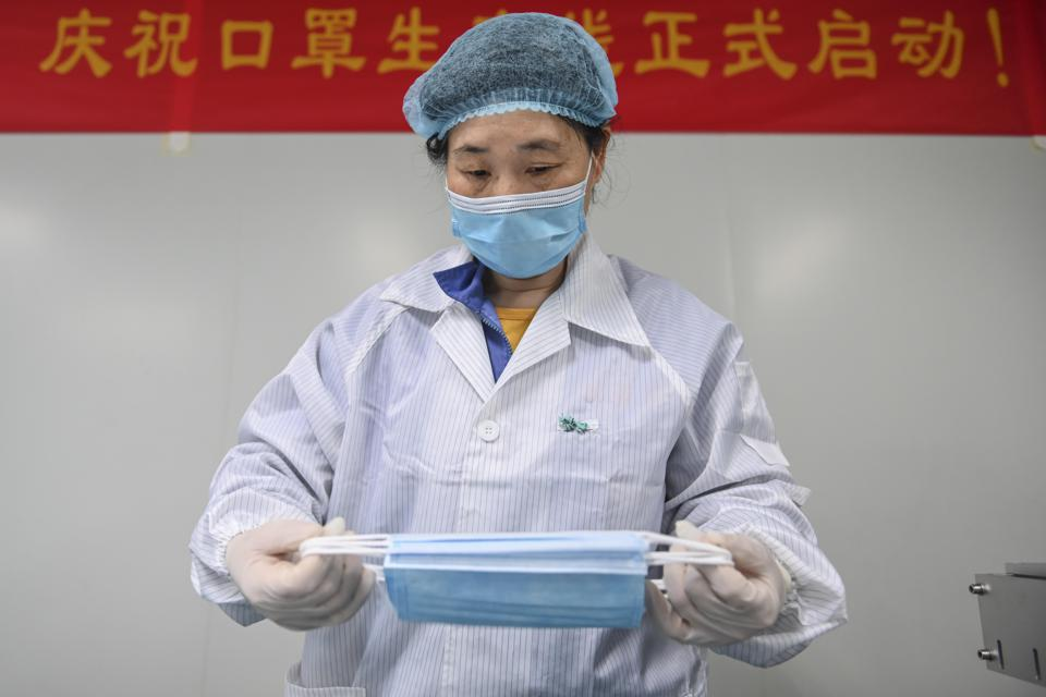 Medical Supplies Production In China