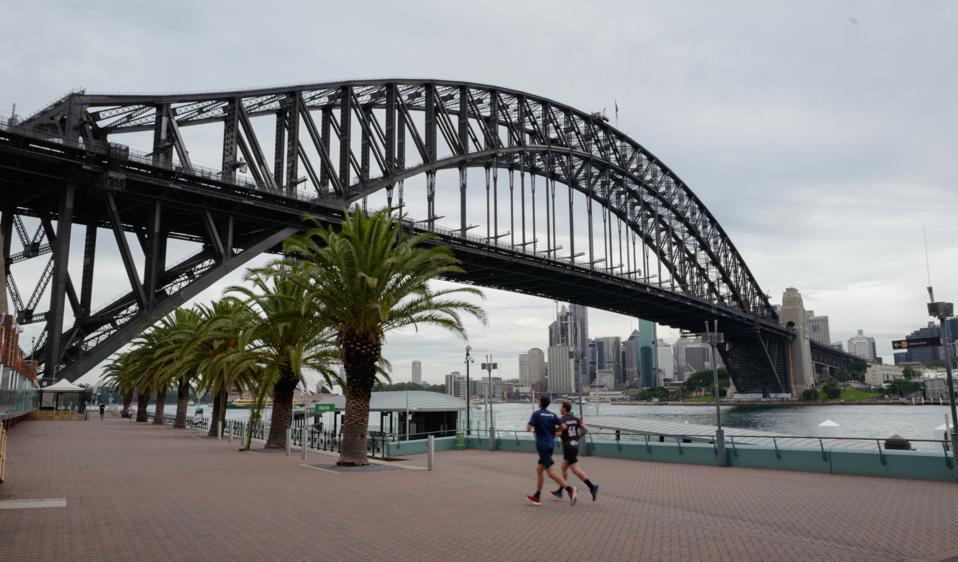 Australians Observe Lockdown Restrictions During Coronavirus Crisis