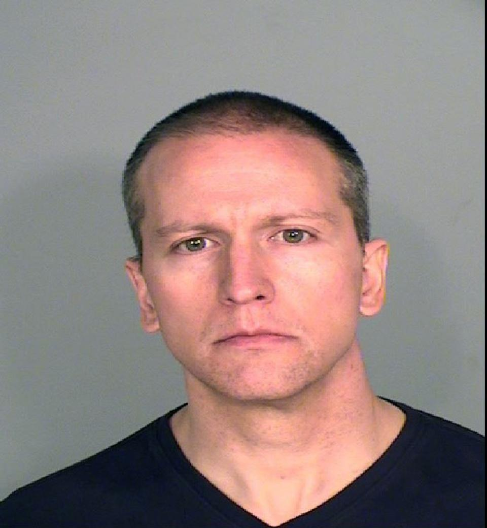 Former Minneapolis police officer Derek Chauvin Arrested For George Floyd Death