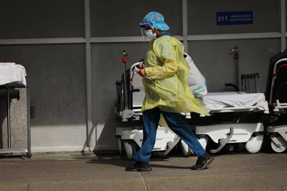 coronavirus, COVID-19, hospitals, ventilators, New York City, pandemic