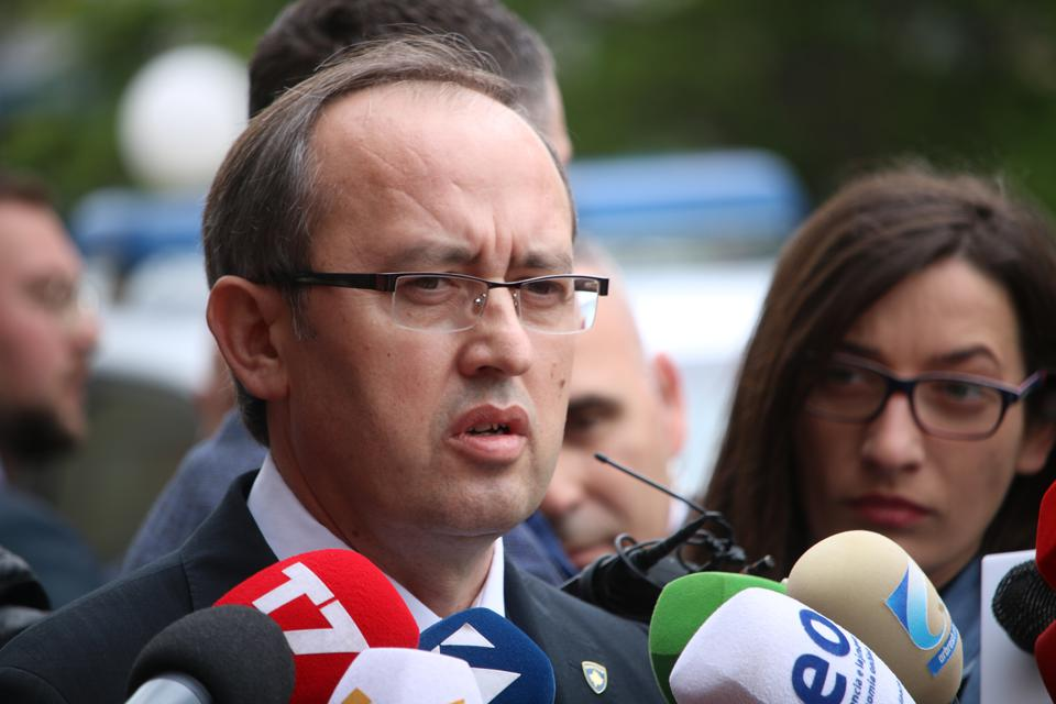 Avdullah Hoti becomes new prime minister