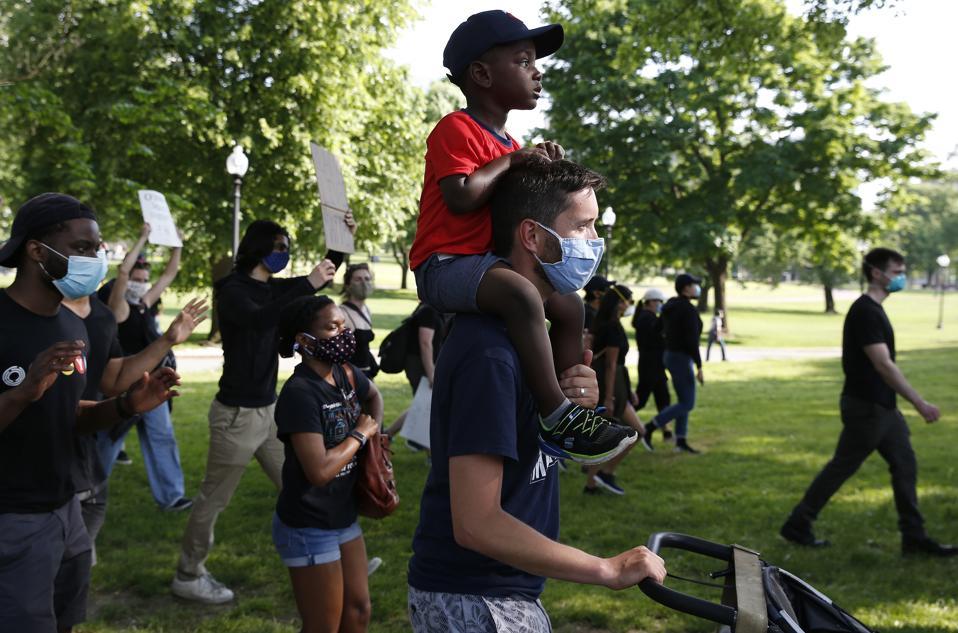 Protests Continue in Boston