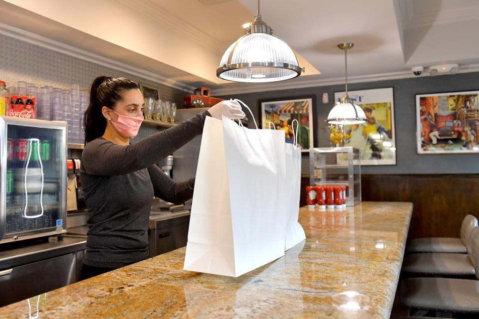 New Jersey Diner Offers Pickup Service For Passover