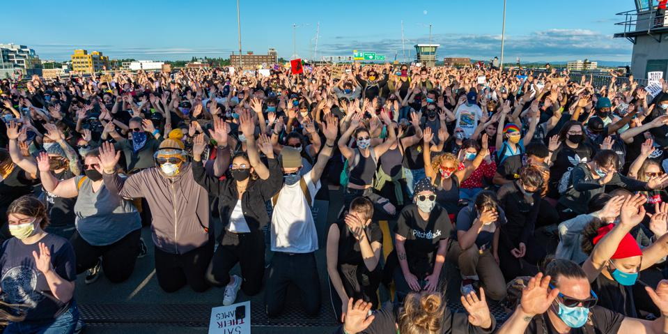 NEWS: JUN 03 Portland Black Lives Matter Protest