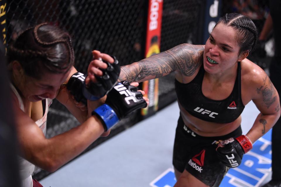 UFC 250 Results: Amanda Nunes Dominates Felicia Spencer, Makes History