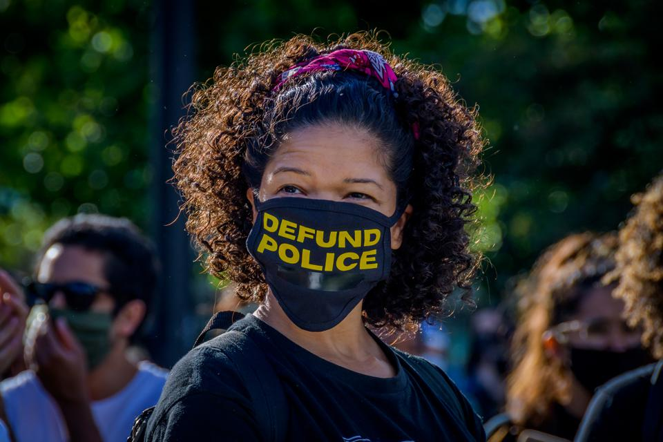 Why The ACLU, Black Lives Matter And Others Want To 'Defund The Police' While This Weapons Supplier Disagrees