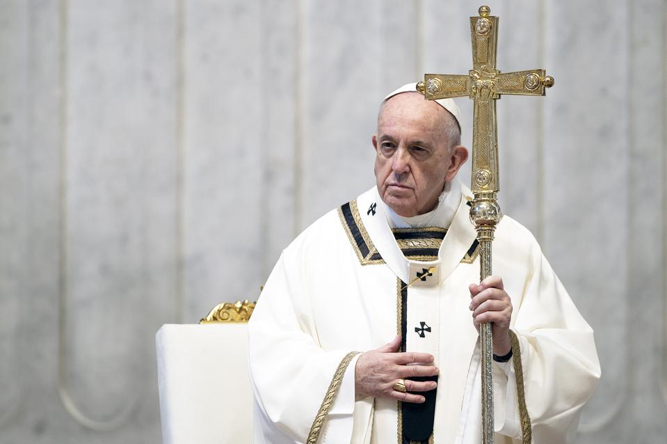 Pope Francis Calls For Universal Basic Income More Participation