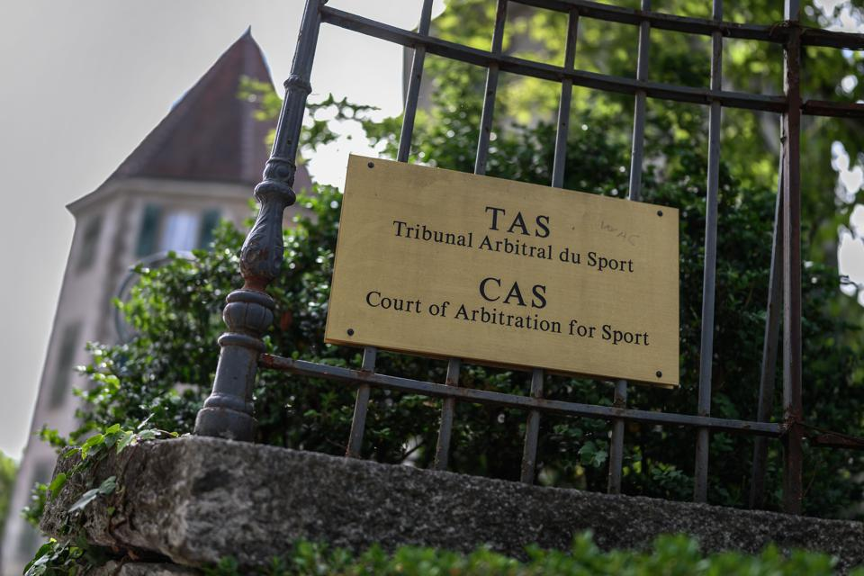 CAS Man City Ban