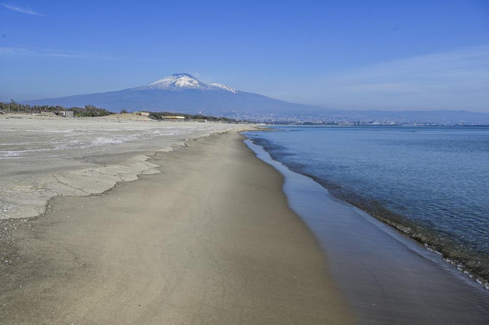 Catania Sicily coronavirus lockdown italy plans tourism comeback with Europe