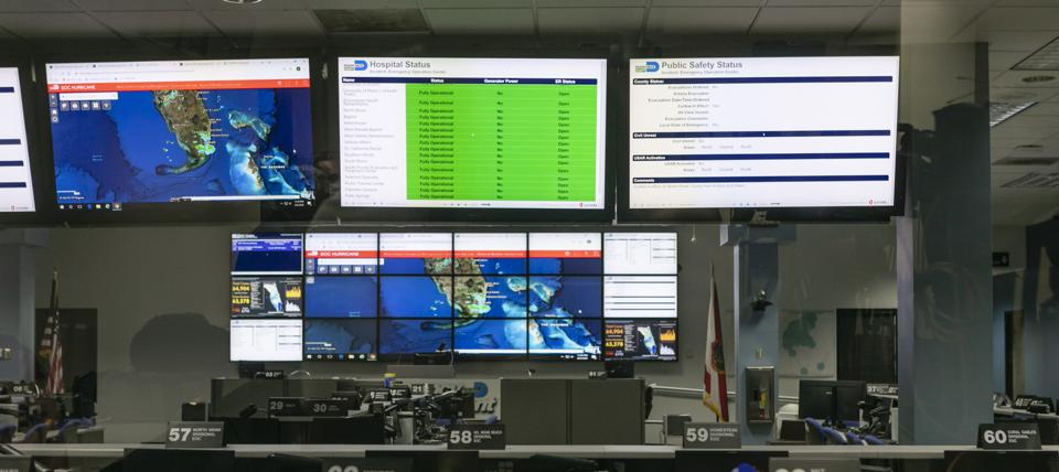 Miami-Dade Emergency Operations Center