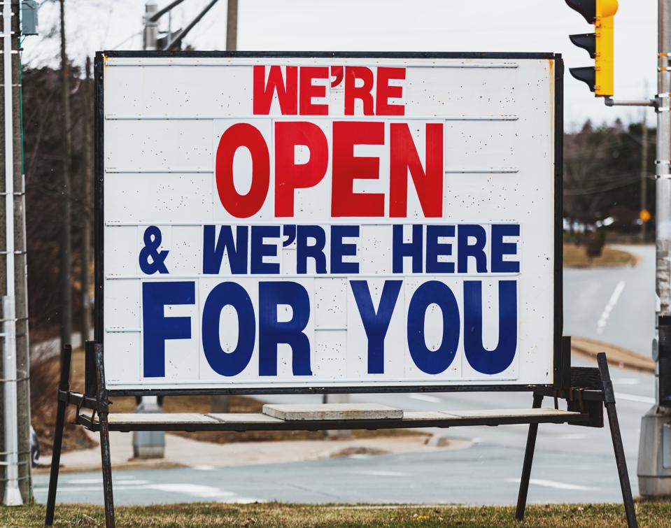 Store Remains Open During Covid-19