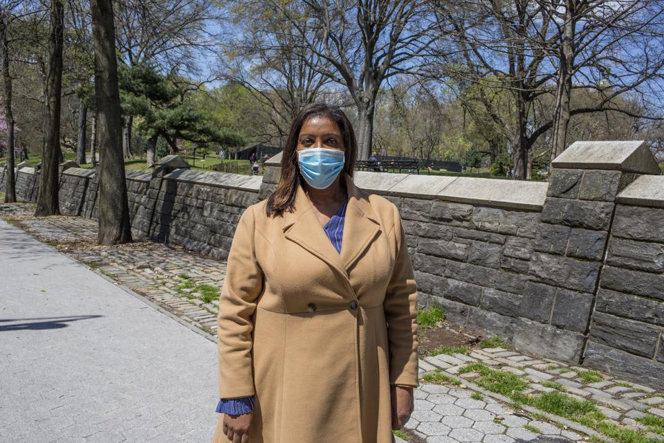 Life in New York during the COVID-19 pandemic