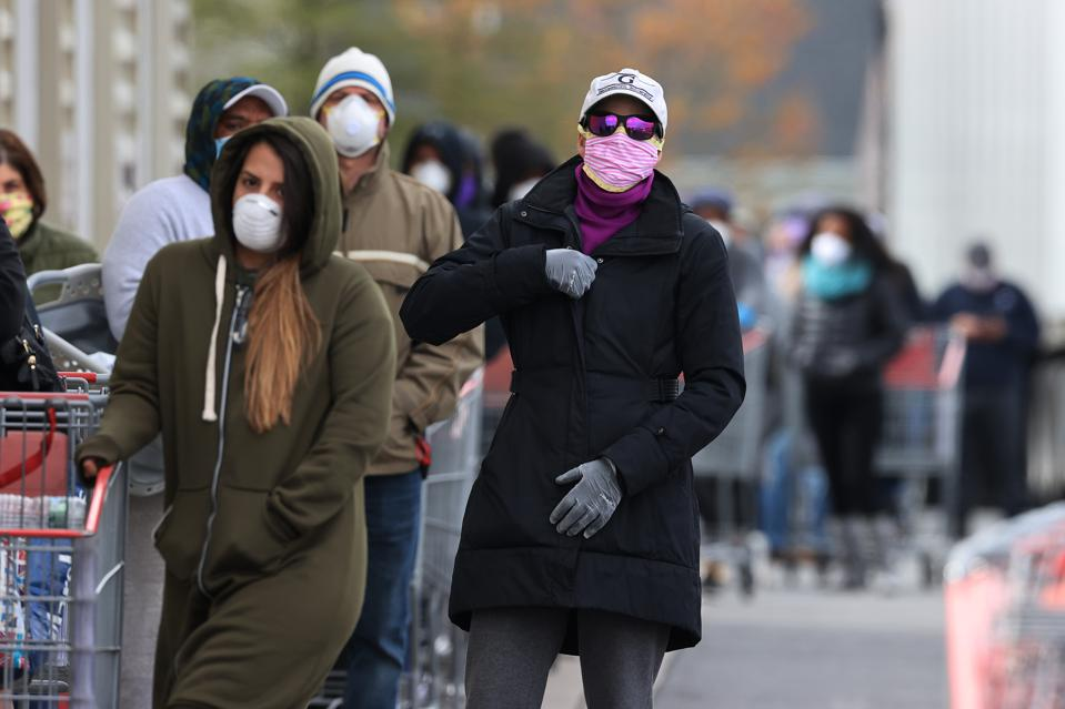 Maryland Governor Larry Hogan Mandates Face Coverings When In Stores And Public Transit
