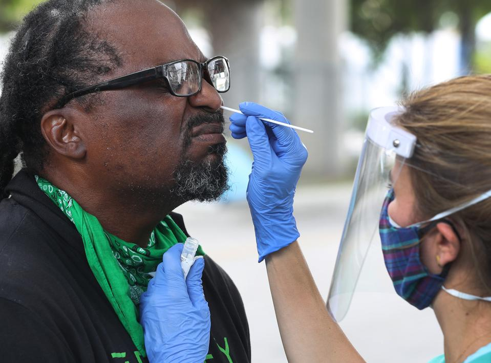 Outreach Group Works To Aid Homeless During Coronavirus Pandemic