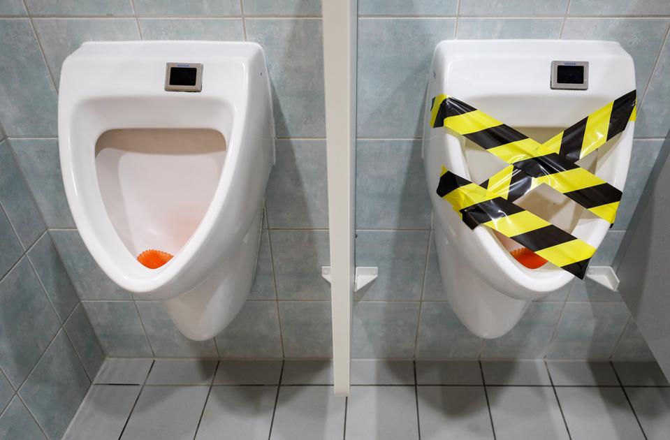 Coronavirus - Toilet
