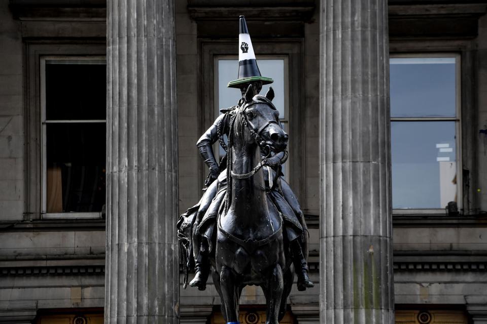 BRITAIN-SCOTLAND-HISTORY-PROTEST