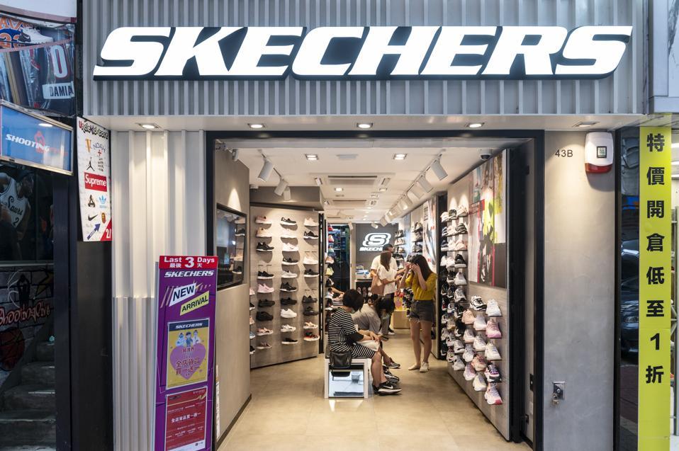 American lifestyle and performance footwear brand Skechers...