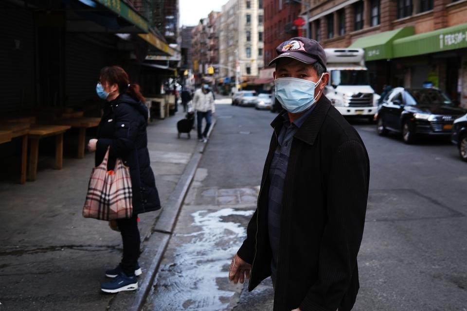 Coronavirus Pandemic Causes Climate Of Anxiety And Changing Routines In America