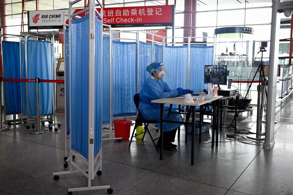 CHINA-HEALTH-VIRUS-AVIATION
