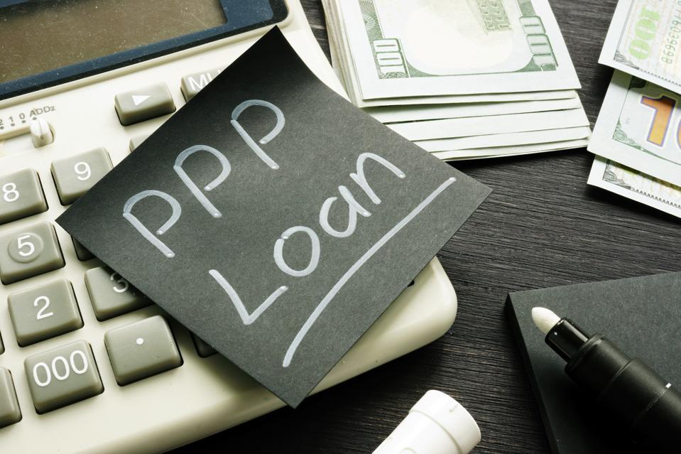 PPP Loan 75%