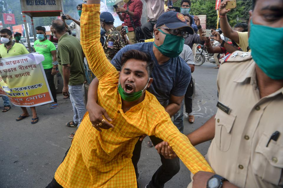 INDIA-CHINA-CONFLICT