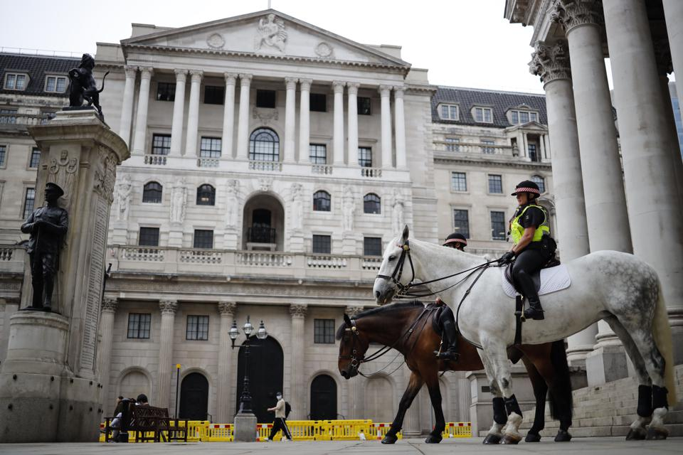 bank of England Venezuela gold