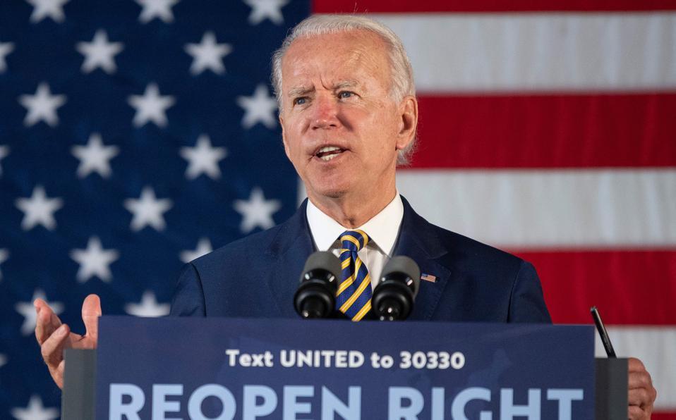 US-POLITICS-VOTE-BIDEN-health-virus-pandemic-epidemic-disease