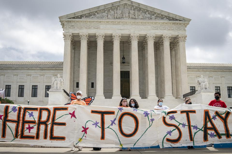 Supreme Court Rules President Trump Can Not End The Deferred Action For Childhood Arrivals (DACA) Program