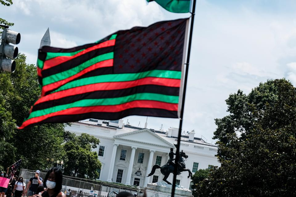 Juneteenth Celebrated In Cities Across America