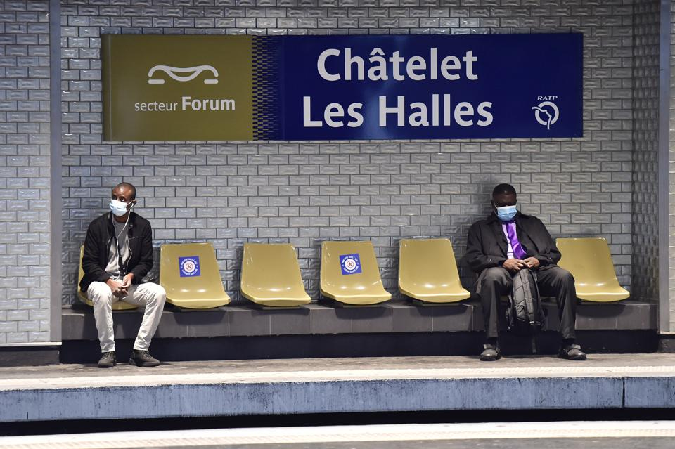 France Prepares To Ease Coronavirus Lockdown May 11