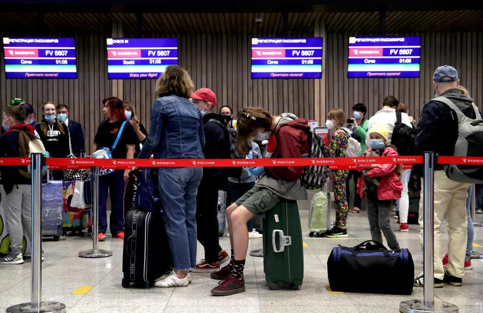 Air travel resumes from Sheremetyevo Airport to Sochi