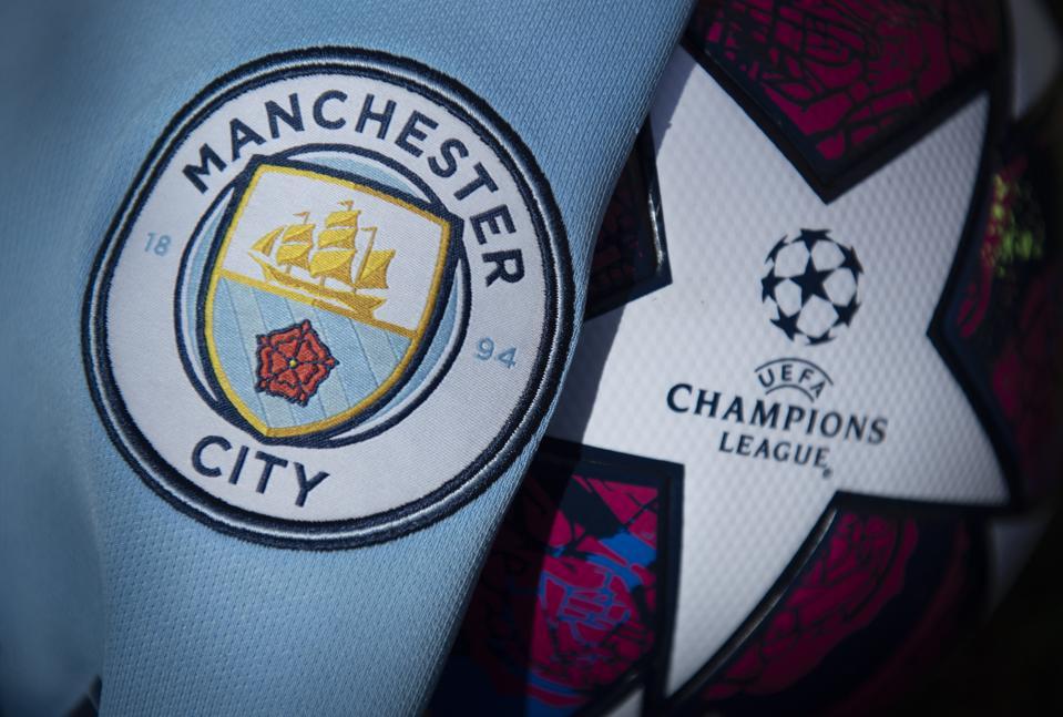 Manchester City ban champions league CAS