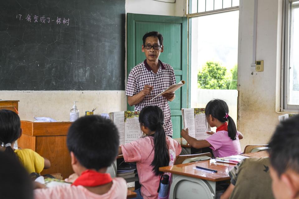 CHINA-GUANGXI-WUXUAN-RURAL TEACHER (CN)