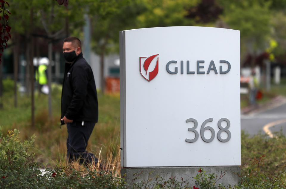 Maker Of Coronavirus Trial Drug Remdesivir, Gilead Sciences. Inc., Reports Positive Data Coming From Trials