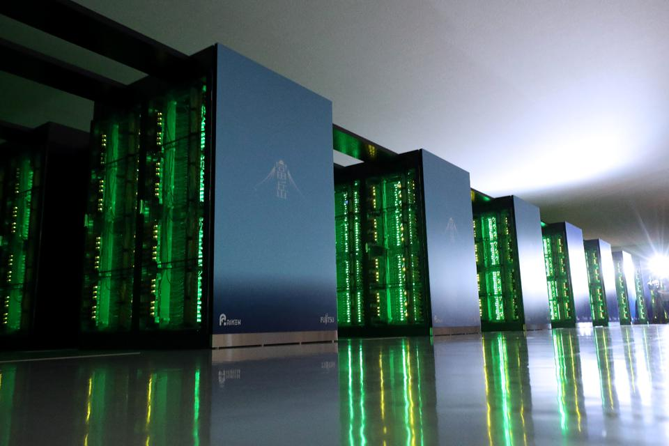 Japan's Fugaku supercomputer