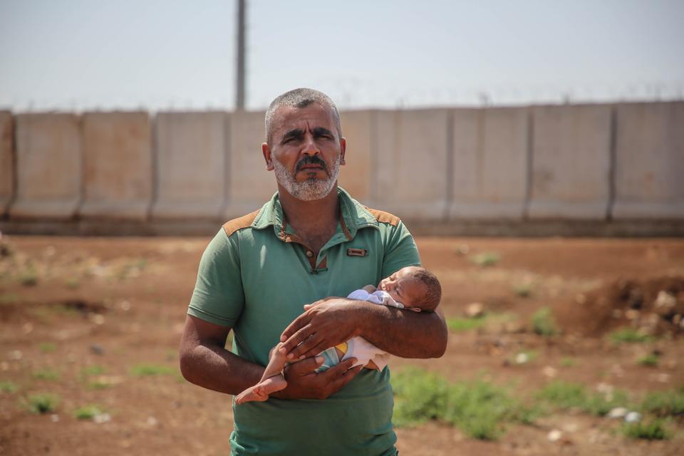 Syrian baby Wardah's undiagnosed illness