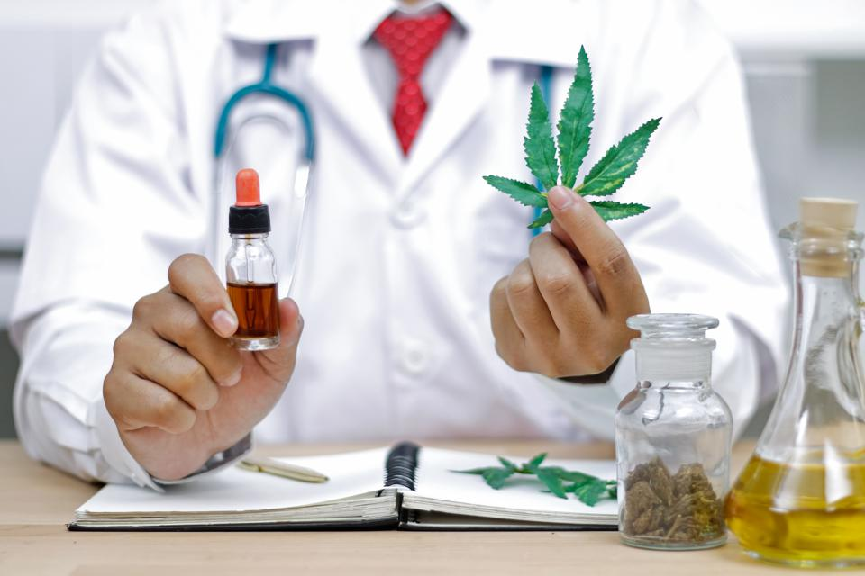 CBD from cannabis could become the next COVID-19 treatment - according to new study.