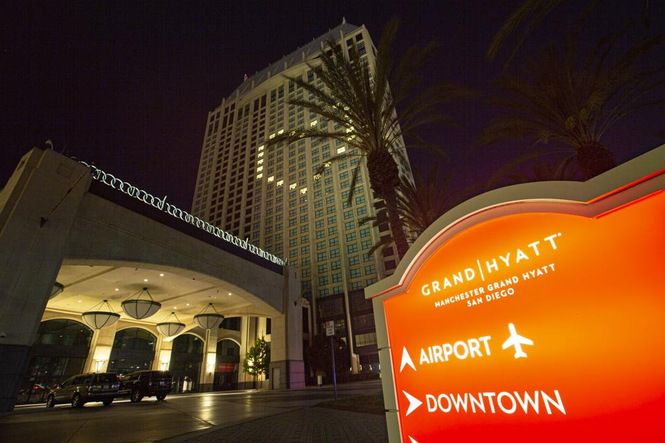 Hotels With Heart Campaign Lights Up California