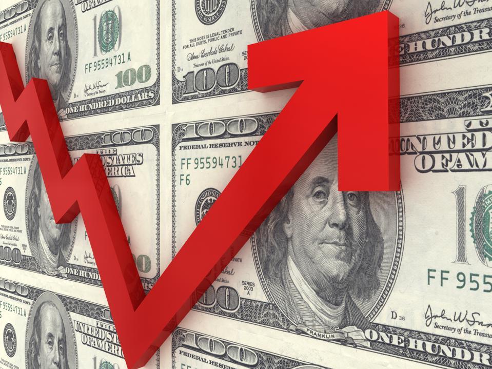 Money finance growth chart graph stock market