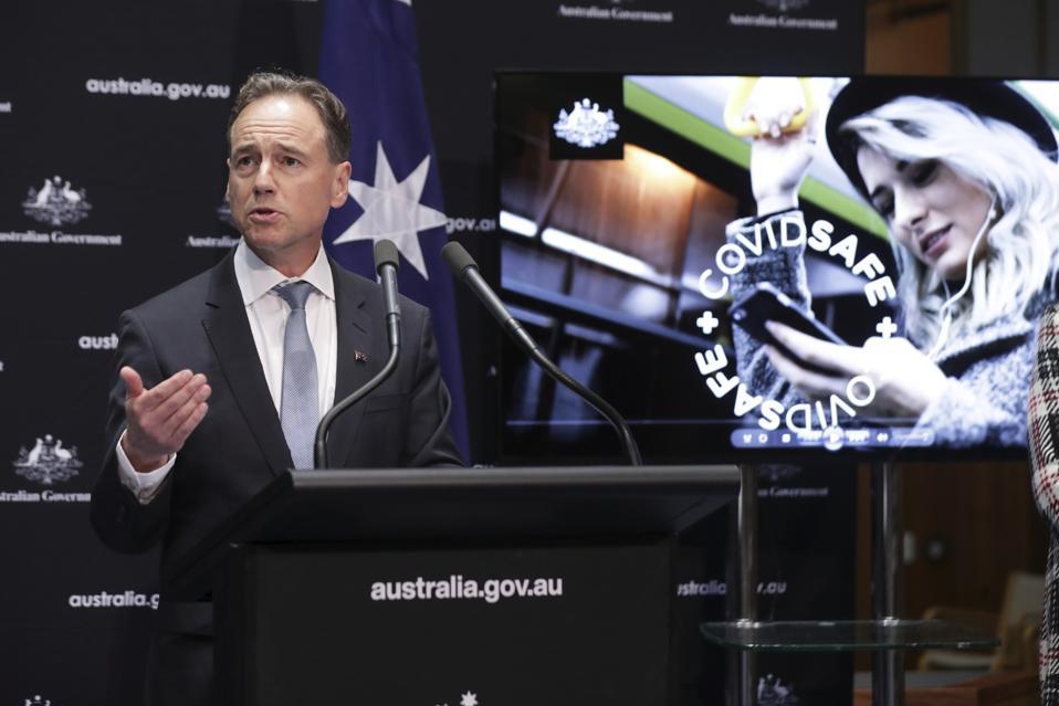 Australia Launches Coronavirus Tracing App
