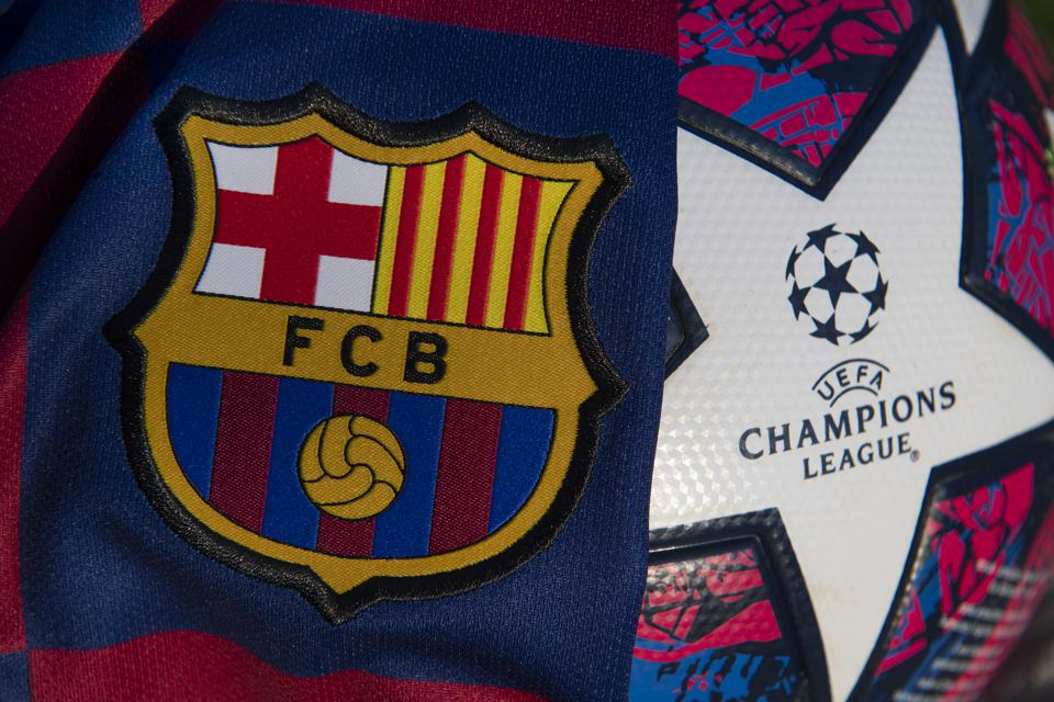 FC Barcelona know their Champions League opponents already.