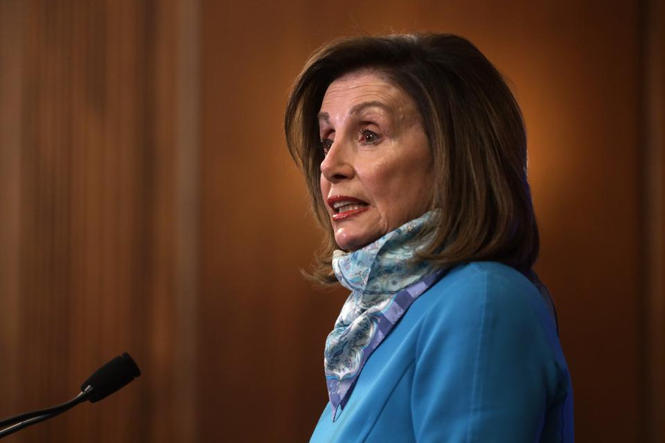 Pelosi Proposes $1,200 Stimulus Checks, $10,000 Student Loan Forgiveness, And Money For Colleges