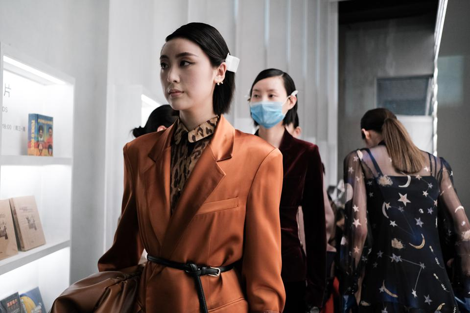 China Fashion Week 2020/2021 A/W Collection - Day 7