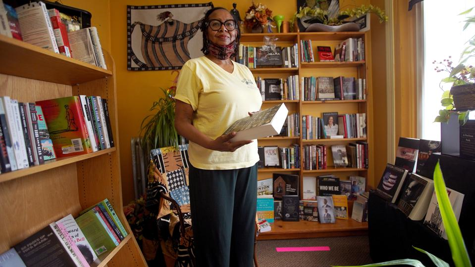Black-Owned Bookstores See Uptick in Business