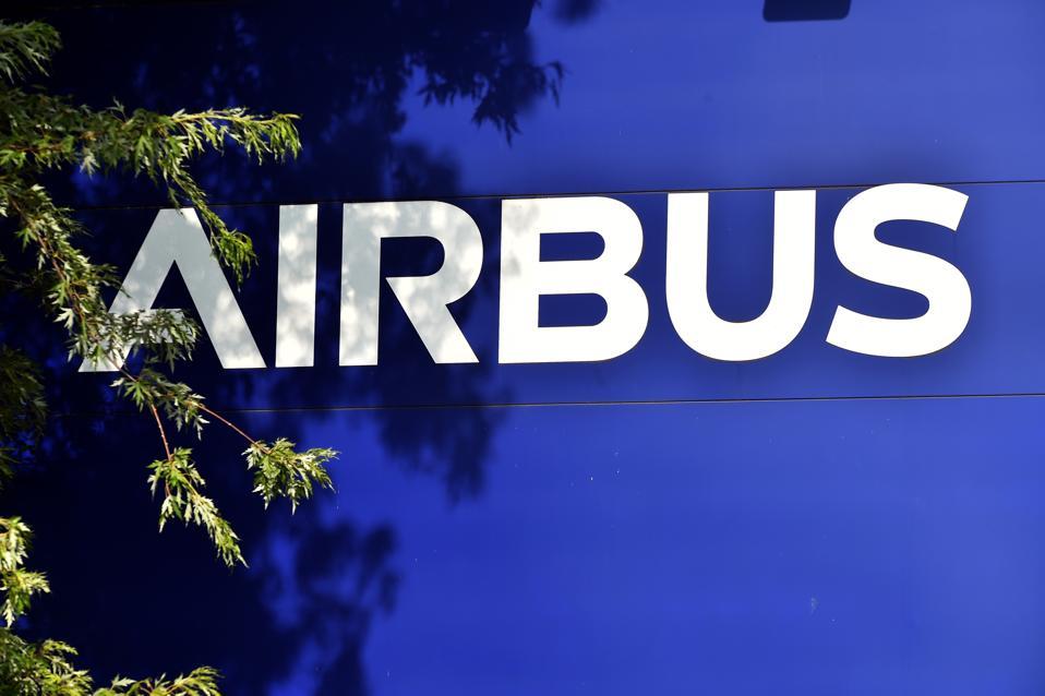 Airbus is facing big demand drops