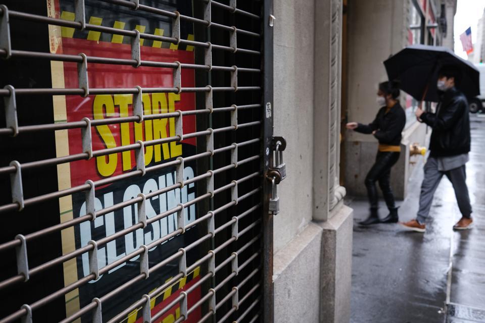 As Coronavirus Pandemic Cripples U.S. Economy, Unemployment Rate Soars To 14.7 Percent