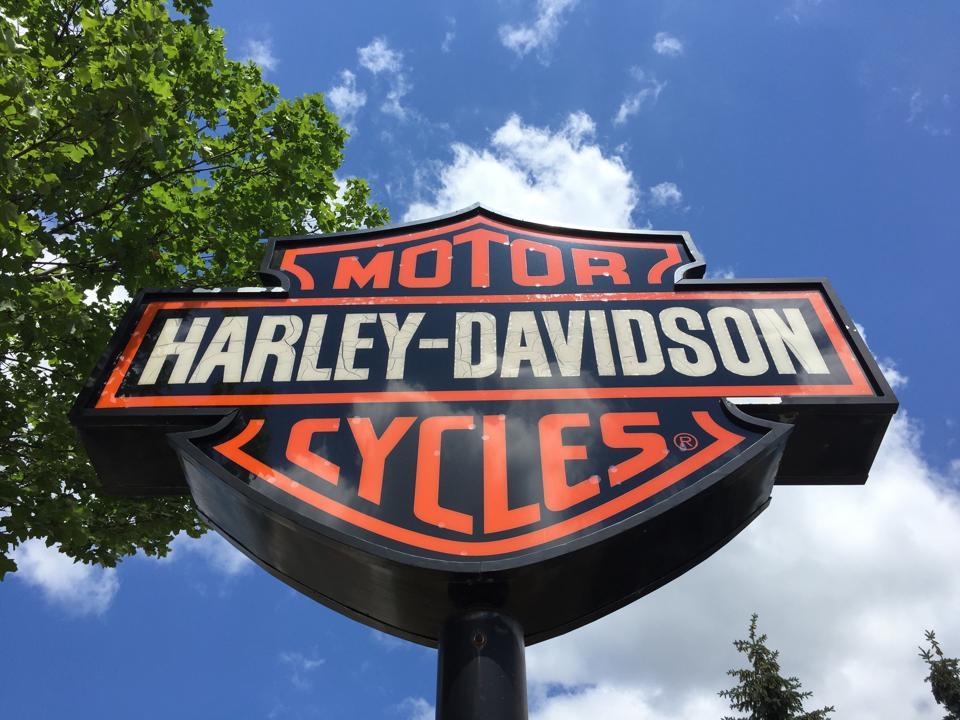 coronavirus Harley-Davidson